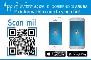 Gobierno a lansa mobile app pa informa comunidad di su trabou