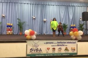 Talentshow di SVGA pa celebracion dia 3 di december