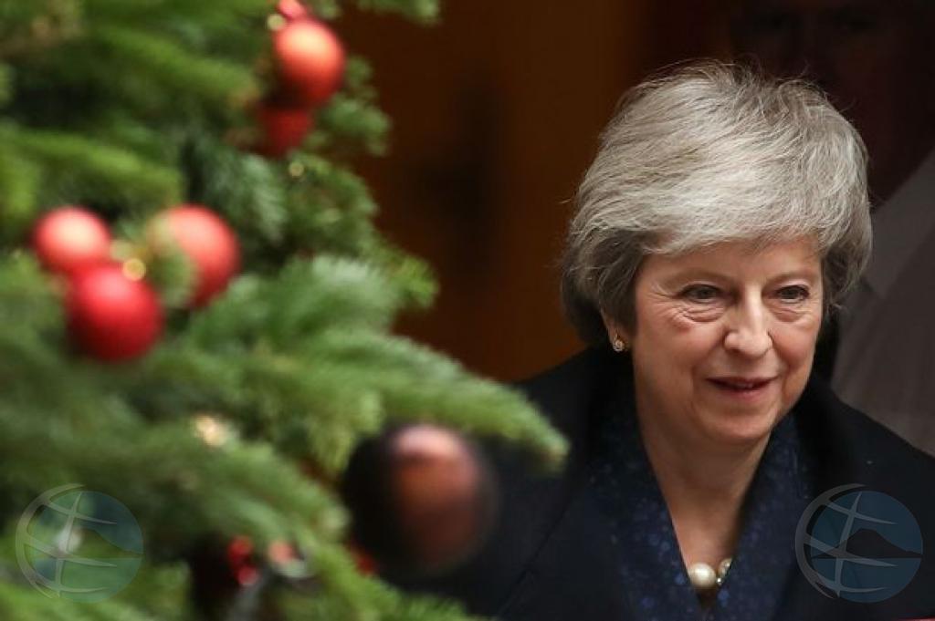 Prome minister Britanico May a sobrevivi mocion di desconfiansa