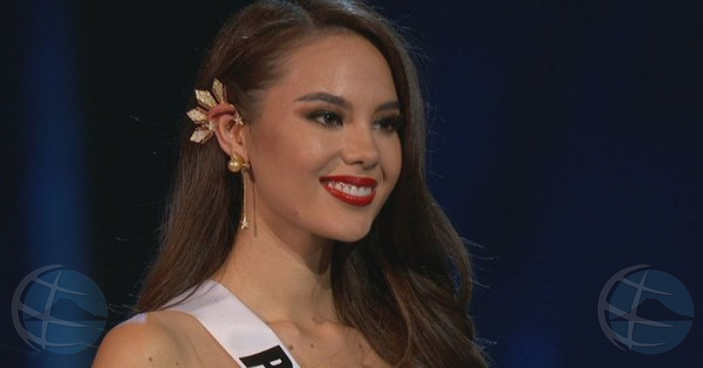 Catriona Gray di Filipinas ta bira Miss Universo 2018