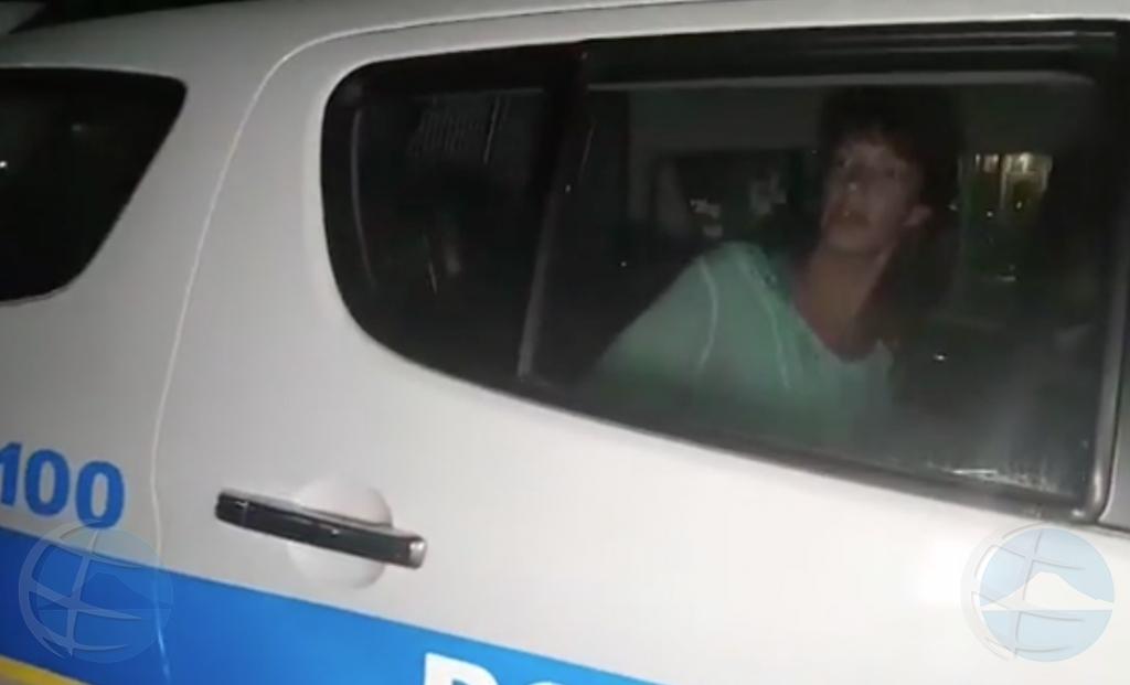 Dama cu a haci bommelding, a keda deteni pa polis