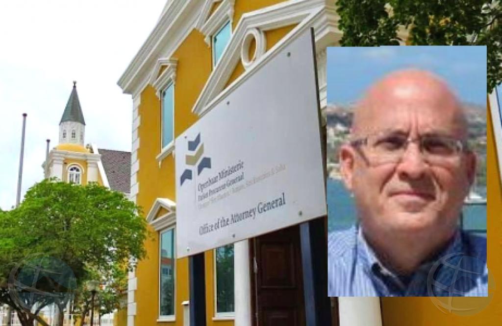 Vocero di Ministerio Publico di Corsou y St Maarten suspendi