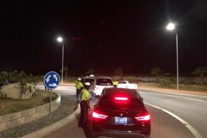 Hopi multa di trafico pa velocidad halto reparti diasabra anochi