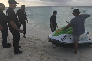 Homber herida riba laman debi na accidente cu jetski