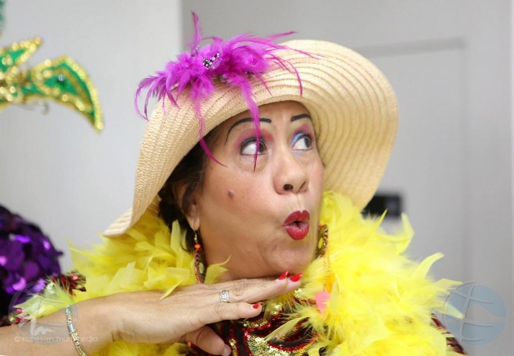 Smac ta dedica eleccion di Prins y Pancho na Faritha Luidens 'Tica Basha Abou'