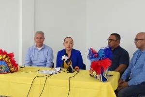 Cruz Cora Aruba y SMAC ta firma acuerdo pa CarnavaL 65