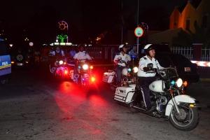 Polis a duna 28 multa durante control di Unidad Motorisa weekend