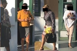 Comerciantenan y tramitador sospechoso confronta cu yamadanan 'getapped'