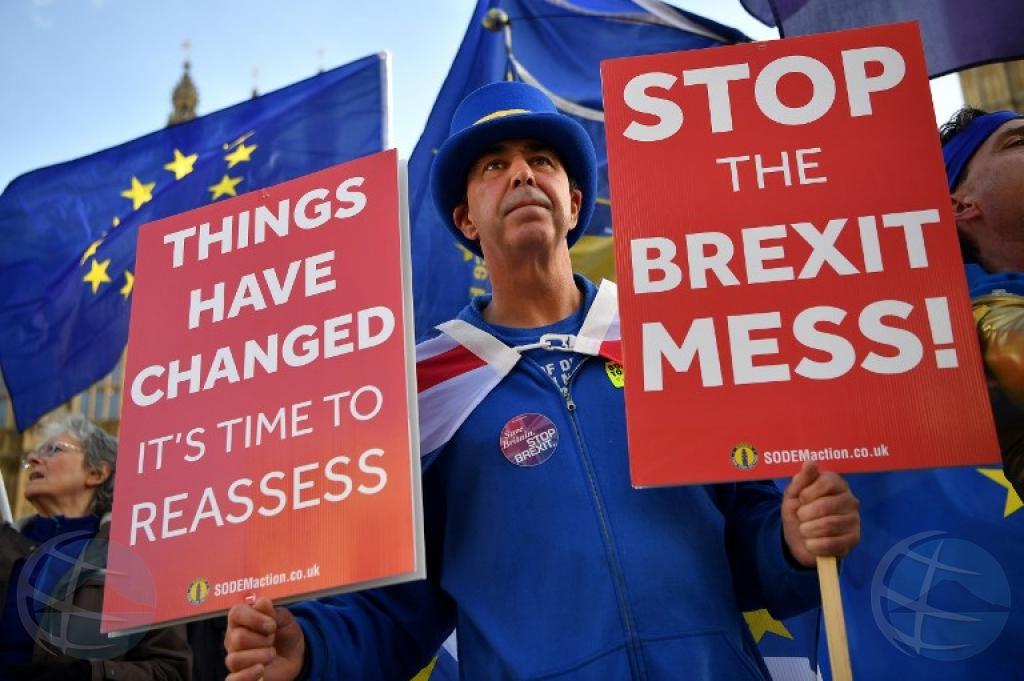 Parlamento Britanico a rechasa e deal di salida di Brexit