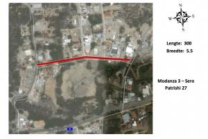 DOW:Ceramento di caminda en conexion cu asfaltamento na Modansa