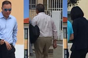 OM den rekisitorio: Comercianternan cu a soborna minister, lo no bay prison