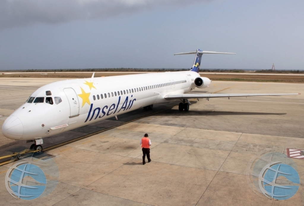 Buelonan di InselAir entre Aruba, Corsou y Bonaire ta cancela te diaranson