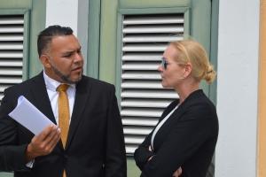 Vaders: Ministerio Publico a contradeci su mes den caso Ibis