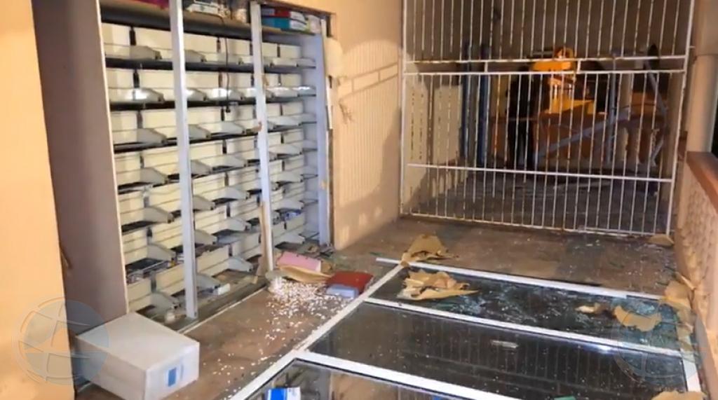 Malechornan a rementa otro ATM machine na Corsou