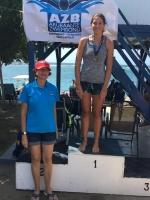Prome competencia Open Water Swimming pa Dia di Betico exitoso