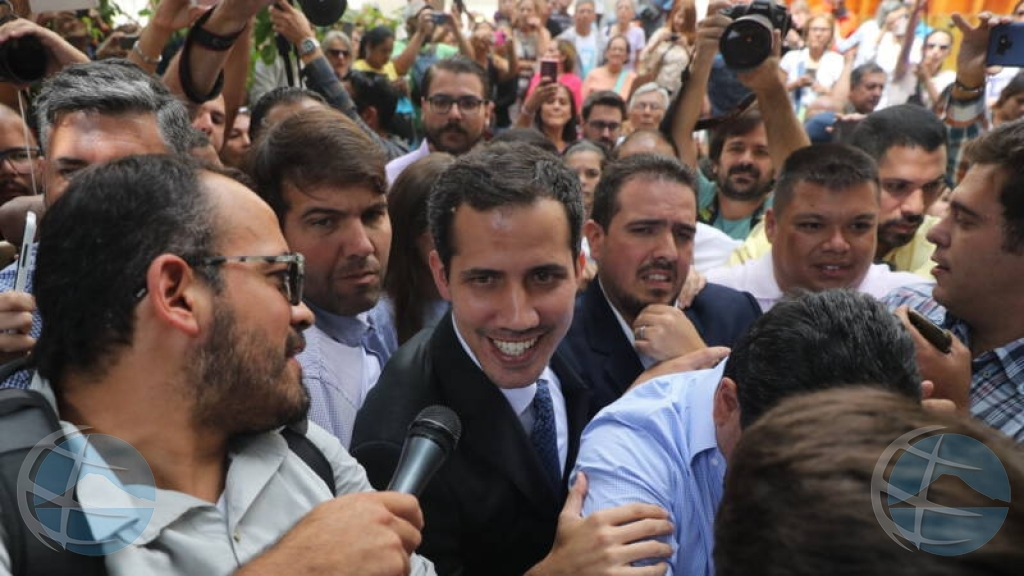 Hulanda a reconoce Juan Guaidó como presidente di Venezuela