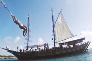 Imagen di Aruba a pasa den propaganda durante Super Bowl ayera