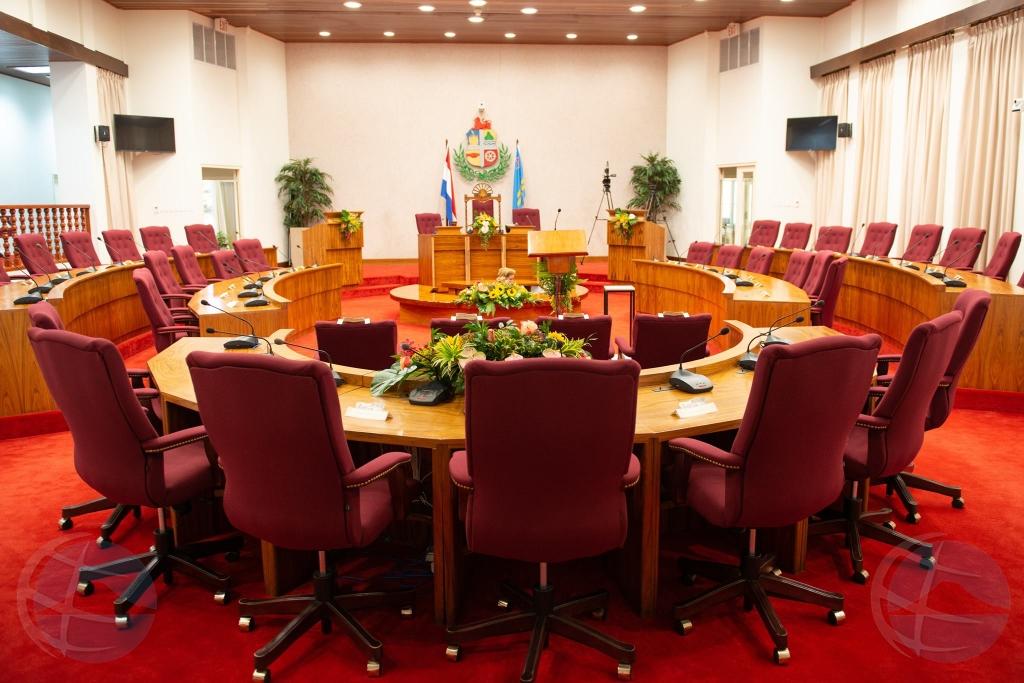 Gobierno invita pa duna cuenta na Parlamento riba Venezuela mayan