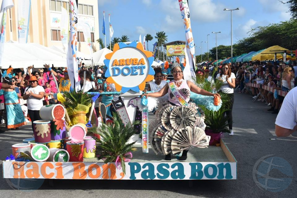 Aruba Doet y Unity Carnival Group ta ON pa Carnaval 65!