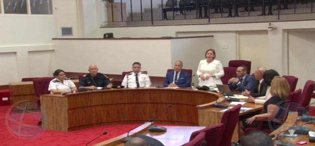 Wever na Parlamento: Aruba ta bon prepara pa situacion na Venezuela