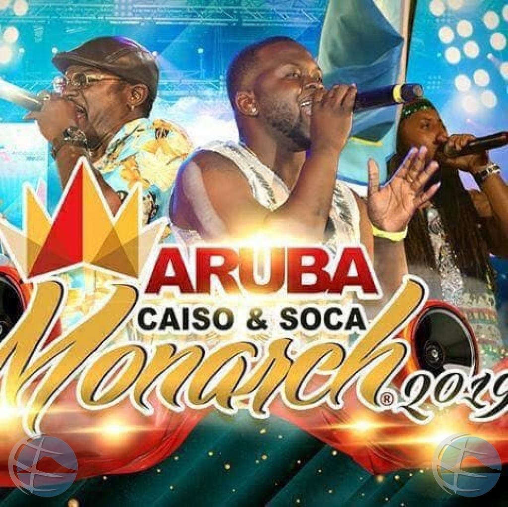 Clasificadonan pa Caiso & Soca Monarch Festival 2019 ta conoci!
