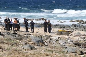 Persona haya morto den laman na Urirama a keda identifica