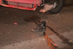 Polis a detene chauffeur intoxica despues di a causa accidente cu Harley