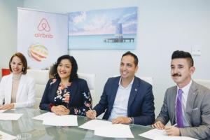 Airbnb, Gobierno y Aruba Tourism Authority a renoba acuerdo