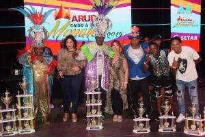Bista fotografico di e resultado di Caiso & Soca Monarch 2019