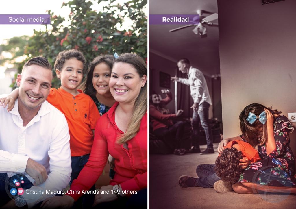 FHMD cu campaña di Valentines Day riba imagen falso di relacion
