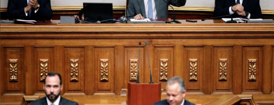 Parlamento Venezolano opositor a apunta directiva 'nobo' pa PDVSA