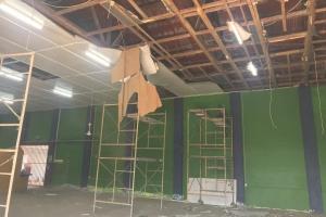 Trabounan di remodelacion a cuminsa riba e cinema pa San Nicolas na teatro Pricipal