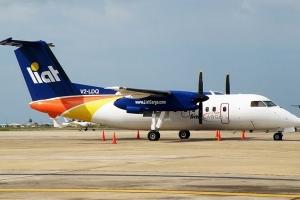 Aeroliña Caribense LIAT tin fondo pa opera pa solamente 10 dia mas