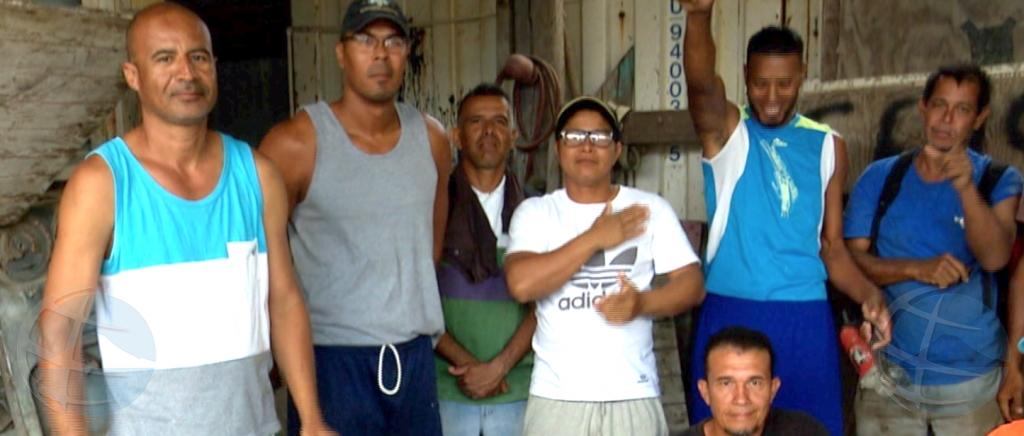 Centenares di Venezolano cu a huy pa St Maarten, no tin risico pa wordo deporta
