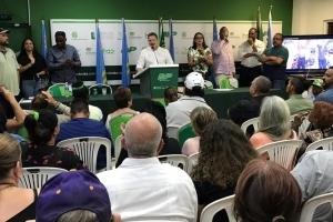 Partido AVP a convoca un manifestacion nacional contra Gobierno