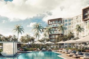 Oduber: Gabinete anterior a duna permiso pa Embassy Suites na Aruba