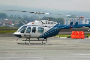 Gobierno a firma MoU cu compania di helicopter pa Aruba