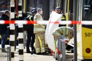 Caso di tiramento den tram na Utrecht, Hulanda