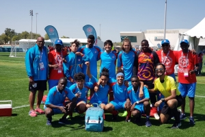 Aruba a titula campeon den Special Olympics World Games 2019