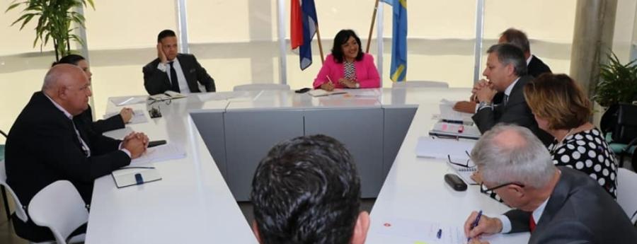 Ruiz: Ainda no tin fecha pa ley di LAFT drenta Parlamento