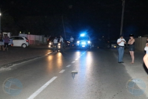 Victima di accidente na Catiri a bira di tres morto den trafico
