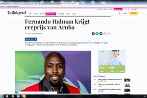 Corantnan Hulandes a cubri Arubadag Festival 2019