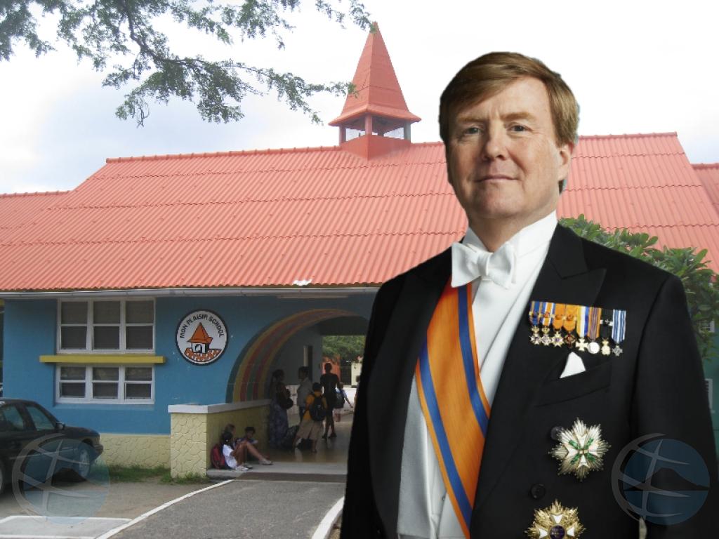 Mon Plaisir Basisschool ta presenta un Konings Nacht!