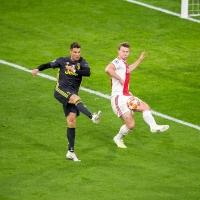 Ajax y Juventus ta empata na 1 goal na Amstersdam