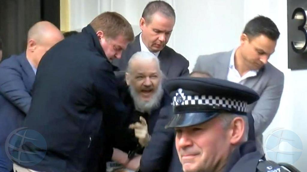 Doño di Wikileaks Jullian Assange deteni