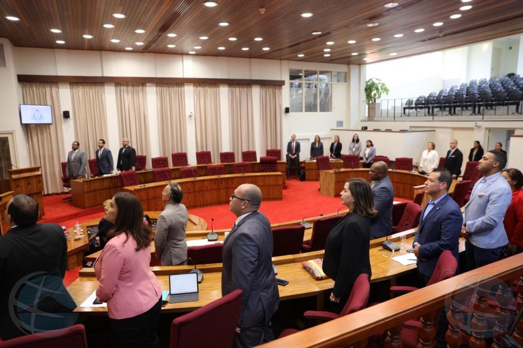 Parlamento a cambia ley pa introduci biyete di florin nobo