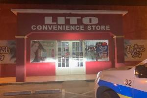 Atraco arma riba Lito Convenience Store na Solito