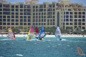 Countdown pa e prome ABC Windsurfing Championship