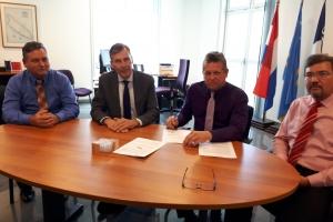 Ministerio Publico y Luchtvaartonderzoeksraad a cera acuerdo
