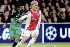 Tottenham Hotspur ta gana Ajax 3-2 y ta bay final Champions League